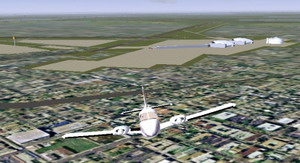 ProFlightSimulator Airplane Flight Simulator