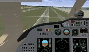 ProFlightSimulator Flight Simulation Game PC