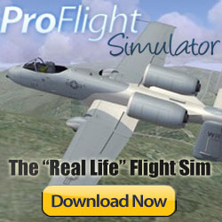 ProFlight Simulator Banner